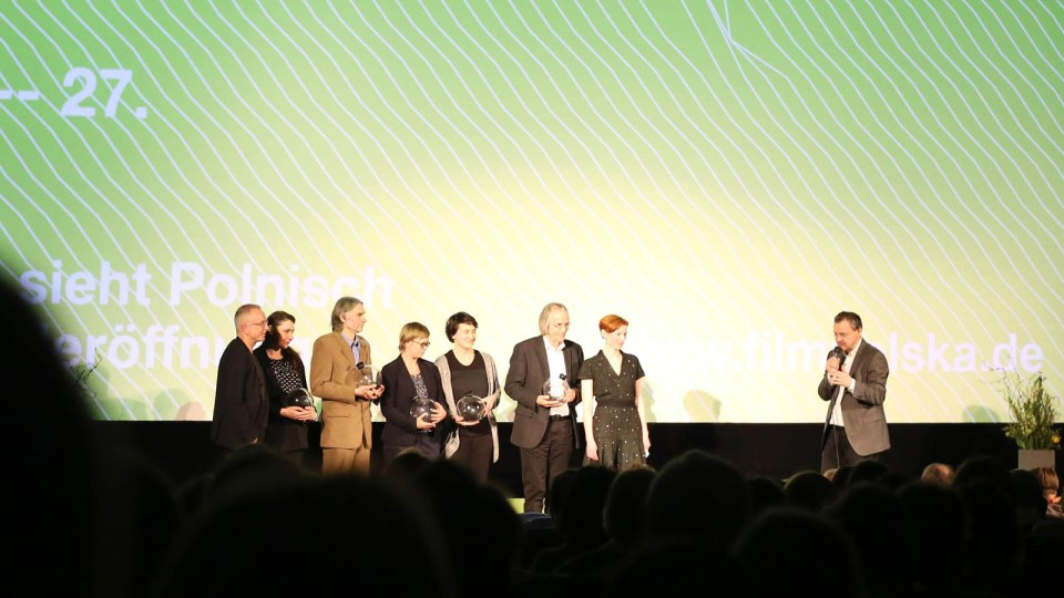 Knut Elstermann, Eröffnung filmPOLSKA