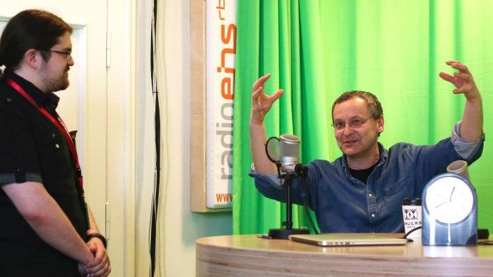 Knut Elstermann, Interview